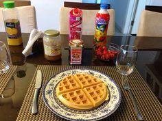 {Receita} Waffle