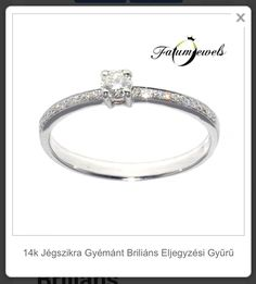 'Ice spark' Diamond engagement ring