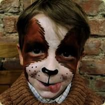 101st day dalmatian makeup ideas | 100th day | Pinterest ...