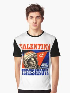 871099fc Valentina Tereshkova by IMPACTEES Valentina Tereshkova, Hoodies, Clothes, Mens  Tops, Fashion,