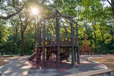Fort Washington #Playground #Nature Inspired Playground Get out and #Play