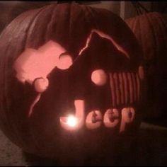 Halloween Jeepin'