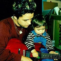 Billie joe is the greatest father ever!