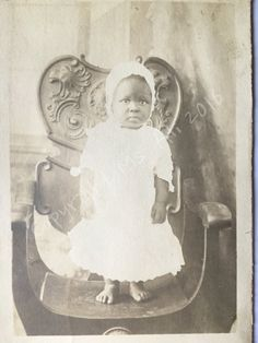 Vintage Black Americana Photo RPPC Sweet by ThatVintagePhotoShop