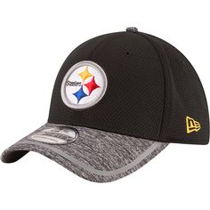 GORRA NEW ERA 3930 STEELERS 11282664  3e0919a329a