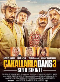 """""""Cakallarla Dans 3"""" 4 Aralık'ta Avrupa Sinemalarinda... Ayrıntılar internet sayfamızda... http://www.af-media.eu/index.php/cinema/cakallarla-dans-3"""