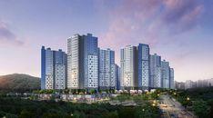 South Korea, San Francisco Skyline, Tech, City, Building, Travel, Design, Viajes, Buildings
