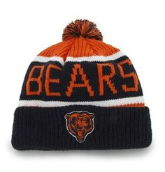Chicago Bears Calgary Knit Cap
