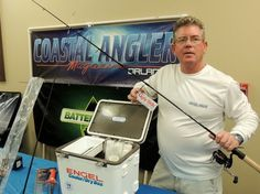 Do you know where your rods are? Shad and crappie derby kicks off by Capt. Ron Presley