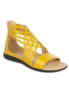 Plus Size Alicia Sandal