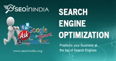 Are you looking for quality leads and inquiries, more customers and more revenue?  We are helping local businesses to get more enquiries from their business website.  #SEO_Experts_in_India  Call Us: +91 84 45144444  Email Us: info@seoinindia.org  Visit us at: http://seoinindia.org/