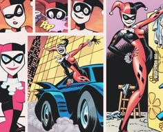 Does anyone else remember when Harley Quinn didn't look like a hooker?