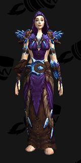 Shadowmoon Regalia - Transmog Set - World of Warcraft