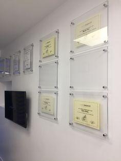 #şeffaf #pleksi #isimlik #sertifikalık #şeffafçerçeve #kapıisimlik