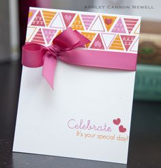 June 2012 Release Projects | Papertrey Ink » A New Design blog