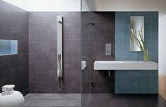 Contemporary bathroom designs - Hometone
