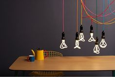 Dena Interiores  : Iluminação com Lâmpadas Pendentes