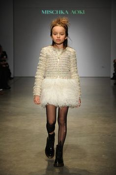 Mischka Aoki - Luxury brand for children