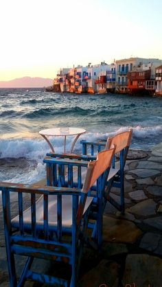 #Sunset #Mykonos                                                                                                                                                      More