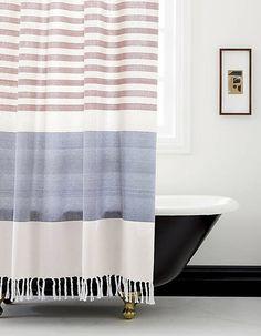 15 rideaux de douche pour une salle de bains déco 3e29d7234eea2