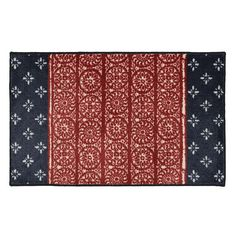 Sonoma Goods For Lifetm Ultimate Performance Printed Rug 20 X 34