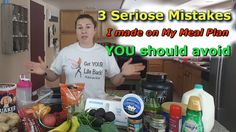 Recovery Meal Planing - 3 Brutal Mistakes I made on My Recovery Meal Pla...