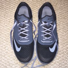 Nike Fitsole Shoes Nike Fitsole women's shoes, size 9. Only worn a few times. Excellent condition. Nike Shoes Athletic Shoes