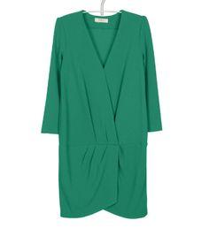 Robes manches longues : 25 robes de mi-saison pour 2014 ! | Glamour