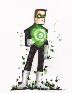 chris uminga ... green lantern