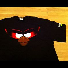 Angry Birds Space T-Shirt from #SXSW