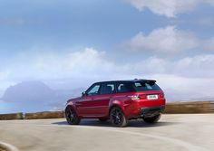 2016 Land Rover Range Rover Sport HST Back View