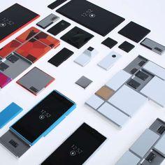 Cómo comprar celulares modulares del Proyecto Ara de Google
