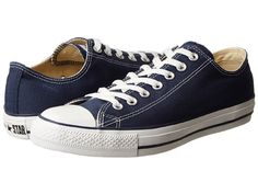 ea36f9ce1aa3 Converse CHUCK TAYLOR All Star Low Top Unisex Canvas Shoes Sneakers NEW  Navy Shoes