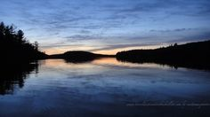 Sunset on Meech Lake, Gatineau Park River, Sunset, Park, Outdoor, Outdoors, Parks, Sunsets, Outdoor Games, Outdoor Living