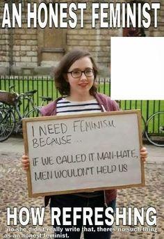 Feminist Logic - Don't Swipe 34 - https://www.facebook.com/diplyofficial