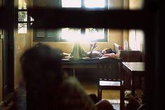 Yves Gellie - 1997, Russian Hospital, AIDS victim. Phnom Penh.
