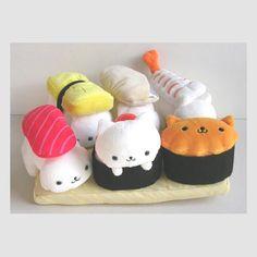 Sushi Felt.