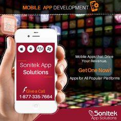 #MobileAppDevelopment - Offering Great Prospects for Entrepreneurs.