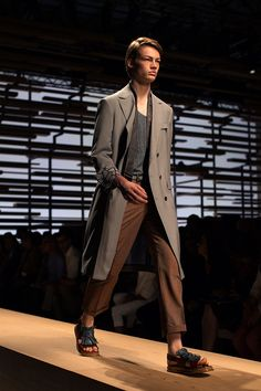 Salvatore Ferragamo Spring 2015 the sartorialist
