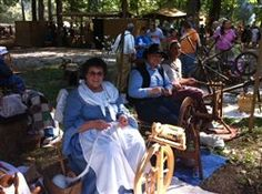 The Fort Wayne Flax and Fleecers Guild, featured on Spinning Daily