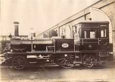 NBR steam train no 879 & 479 Neilson Railway Photograph North British British, Photograph, Train, Ebay, Photography, Photographs, England, Fotografia, Fotografie