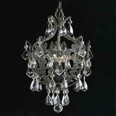 Cleveland Lighting | Legacy - Three Light Mini Chandelier