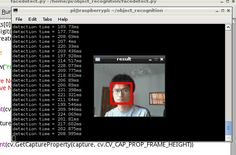 Tutorial on Raspberry Pi face recognition, object detection using Python and OpenCV. I will show you face tracking using servos to turn the camera around.
