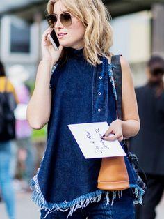 The Latest Street Style Photos From Australian Fashion Week