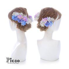 Gallery 727 . 【 結婚式 #髪飾り 】 . #Picco #オーダーメイド髪飾り #カラードレス #結婚式 . ベビーブルーのローズをメインに、カラードレスの配色に合わせた小花にかすみ草でふんわりと盛り付けた可愛いウェディングスタイルです ✨ . #パステル #ローズ #ベビーブルー #プリンセス #ウェディングヘア . デザイナー @mkmk1109 . . . #ヘッドアクセ #ヘッドドレス #花飾り #造花 #ドレスヘア #披露宴 #パーティー #プレ花嫁 #花嫁 #ウェディングドレス #flower #rose #ドレス #ヘアアレンジ #weddinghair #blue #princess #pastel #marry #marryxoxo
