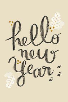 hello new year 2016