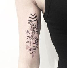 mast-cora Leg Tattoos, Tatoos, Bleu Noir Tattoo, Jewel Tattoo, Black Tattoo Art, Blackwork, Henna, Tatting, Body Art