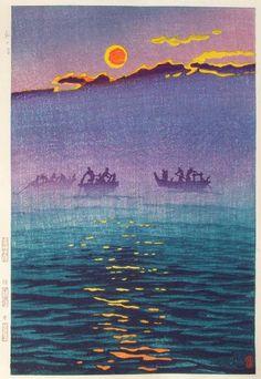 Shiro KASAMATSU - Morning Waves (1956) Japan
