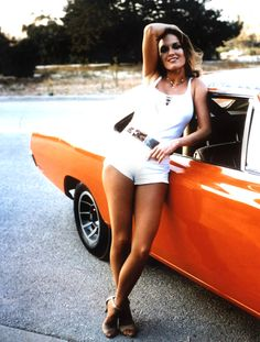 daisy duke and the general