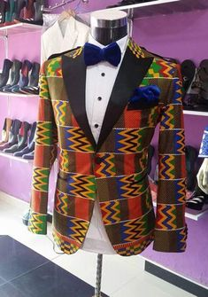 African print Suit Top Only Send me Your measurements God Bless You. African print Suit Top Only Send me Your measurements God Bless You. African print Suit Top Only Send me Your measurements God Bless You. African Clothing For Sale, African Shirts For Men, Traditional African Clothing, African Attire For Men, African Print Fashion, African Wear, Tribal African, African Clothes, Ankara Fashion